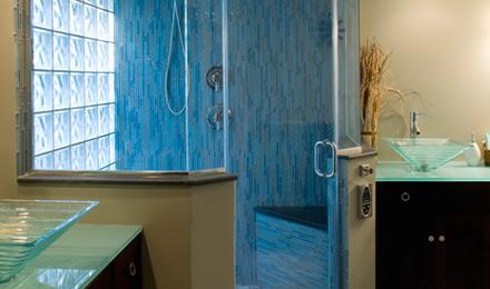 Spa Showers & Baths