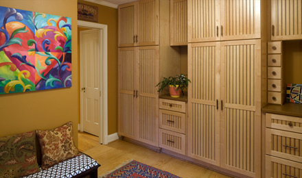 Home Renovation Mud Room