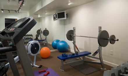 Workout Exercise Room