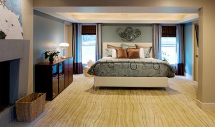 Custom Master Suites